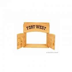 Fort West - Extras
