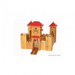 zamek średni