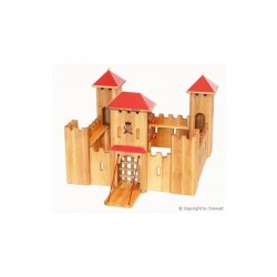 zamek duży