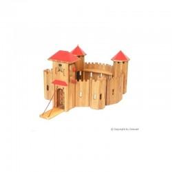 mittelgroße Festung