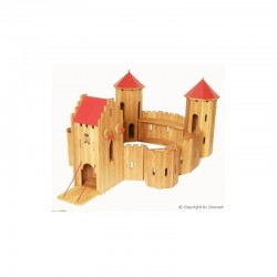 large fortresses